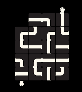 Puzzle Pipes 2D