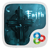 faith GO LAUNCHER THEME