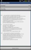 Screenshot of SSH Remote Exec