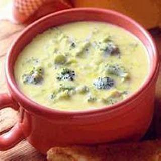 Broccoli Cheese Chowder.