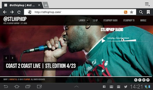stlhiphop - screenshot thumbnail