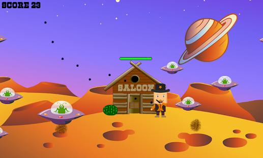 Aliens vs Cowboys APK for Blackberry | Download Android APK GAMES