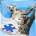 Lemurs Jigsaw Puzzle logo