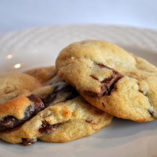 Toffee Chunk Cookies