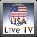 USA Live TV icon