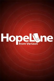 HopeLine from Verizon - screenshot thumbnail