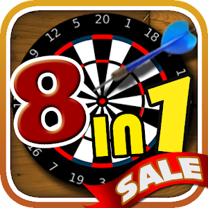 Dartmaster 8in1 PRO Free Darts for PC and MAC