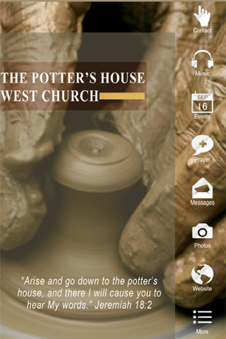 THE POTTER'S HOUSE WEST