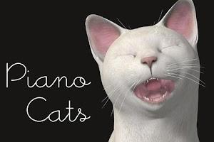 Screenshot of Piano Cats Free