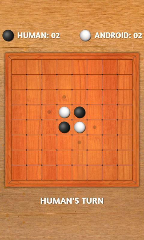 Reversi Deluxe Free - screenshot