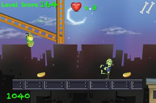 Ninja Turtle vs Mutant Zombies