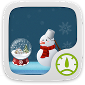 Christmas GO TaskManager Theme