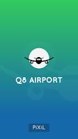 Screenshot of Q8 Airport - Kuwait