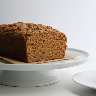 CARROT BANANA BREAD