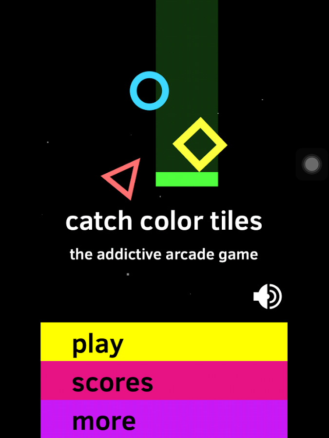 Catch & Match Color Shapes- screenshot