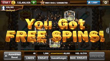 Screenshot of Slots Deluxe - Deutsch