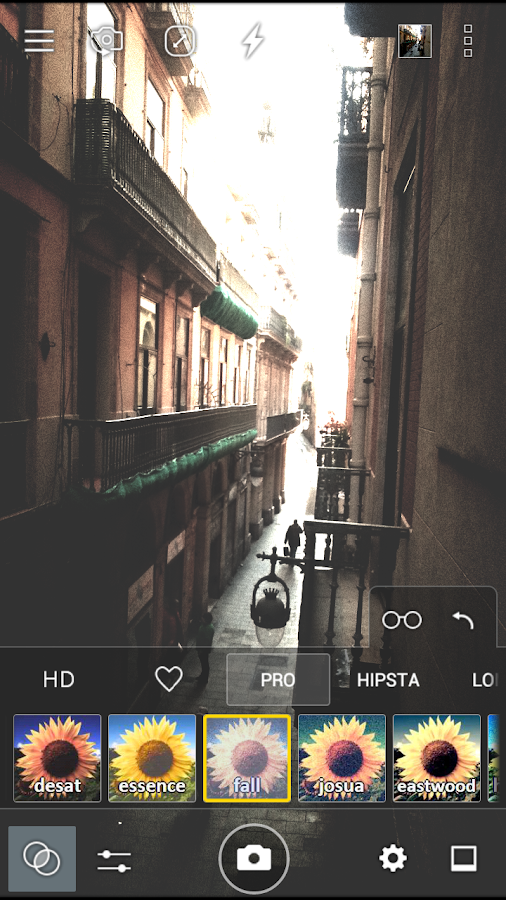 Cameringo Lite. Effects Camera- screenshot