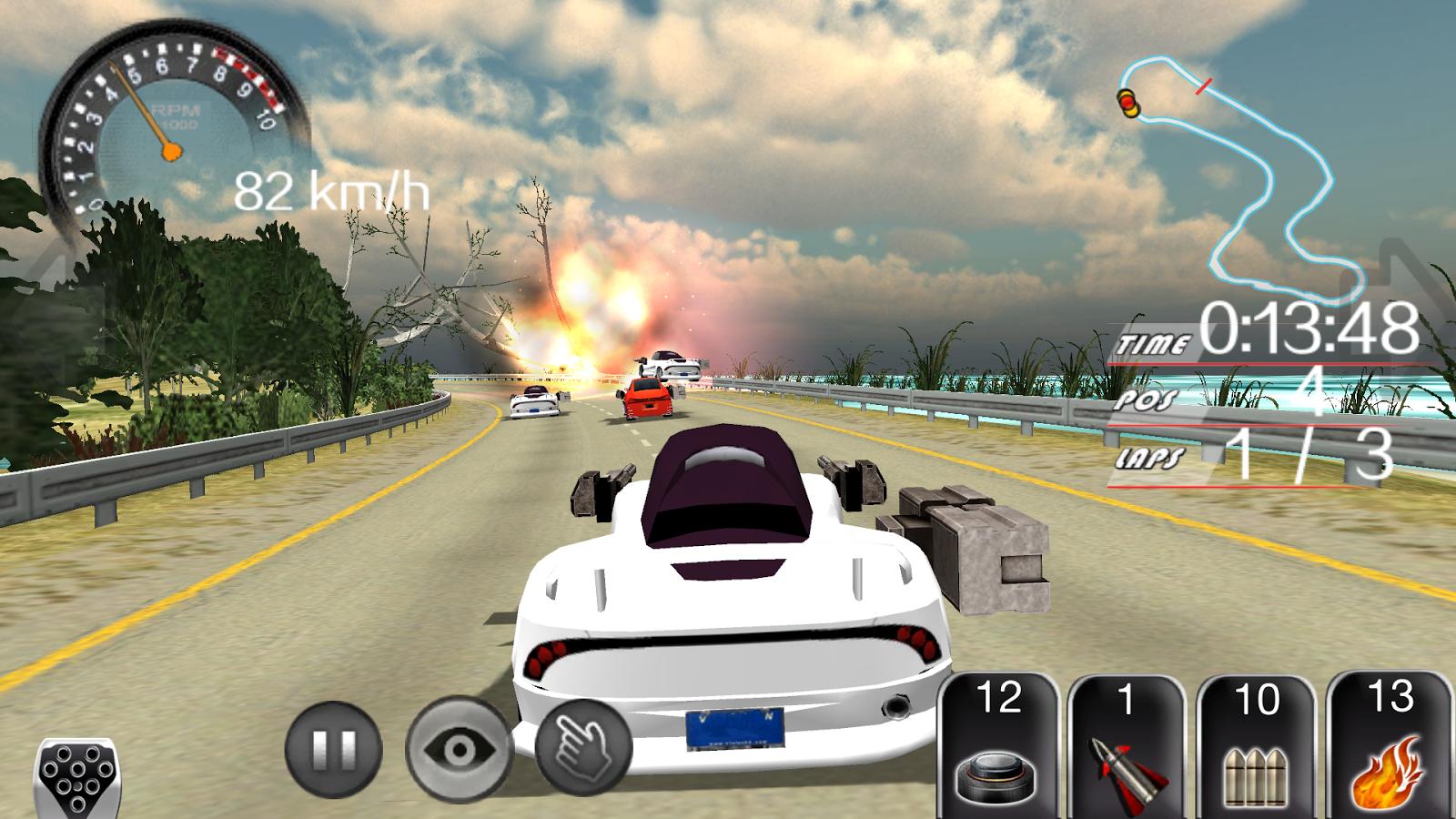 Random Racing Games