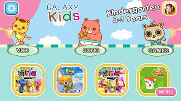 Screenshot of Galaxy Kids Age 2-3