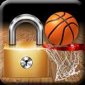 BasketBall Screen Lock icon