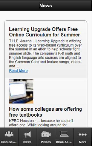 【免費教育App】Mobile University Learning-APP點子