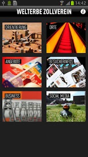 UNESCO-Welterbe Zollverein App- screenshot thumbnail