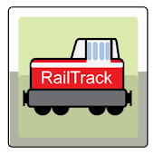 RailTrack train map