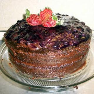 Chocolate Cake III.