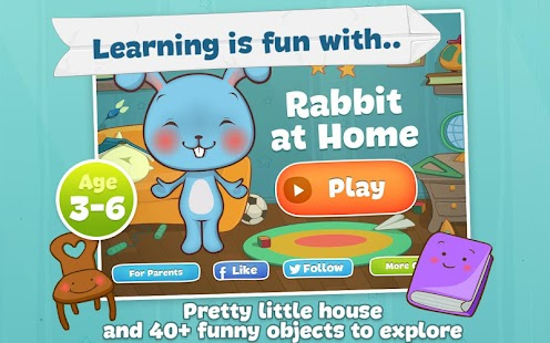 Rabbit at Home - screenshot thumbnail