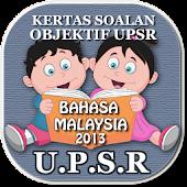 UPSR BM 2013