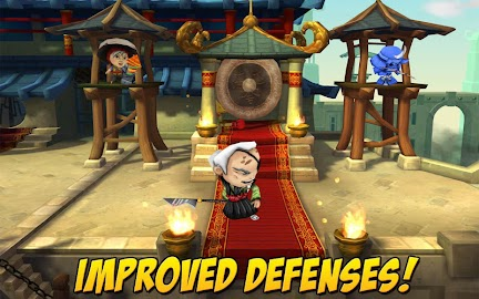 SAMURAI vs ZOMBIES DEFENSE 2 Screenshot 3