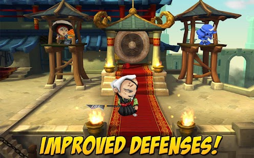 SAMURAI vs ZOMBIES DEFENSE 2- screenshot thumbnail