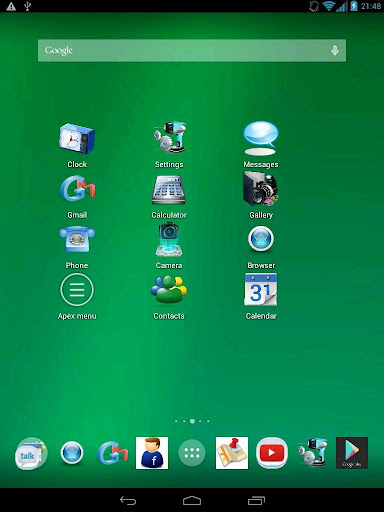3D Themes for Tablets Phones