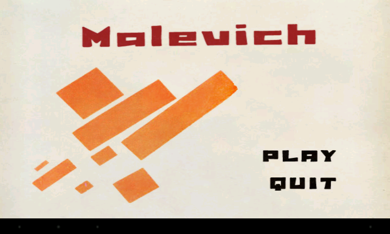 Malevich - screenshot