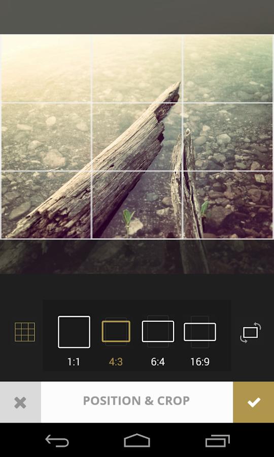 Meld (#madewithmeld) - screenshot