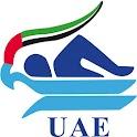 UAE Swimming Federation icon