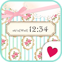 Cute wallpaper★sweet antique icon