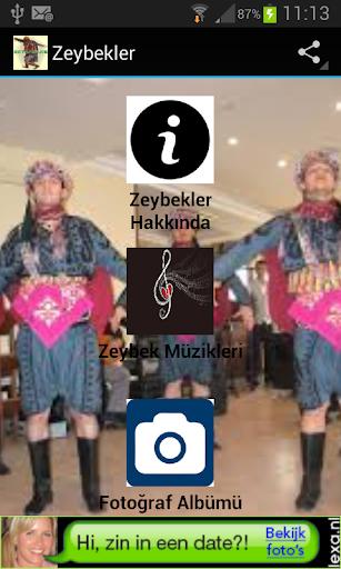 Zeybekler