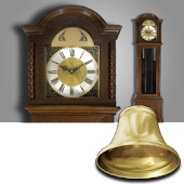 Grandfather Clock - Chime Time