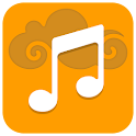 abMusic (music player) icon