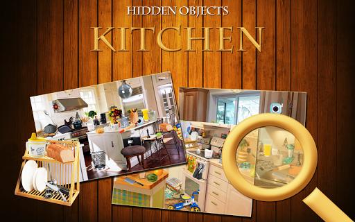隠しオブジェクト - キッチンゲーム