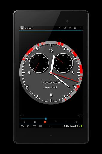 【免費健康App】SnoreClock - Do you snore?-APP點子