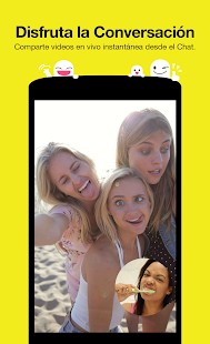 Snapchat - screenshot thumbnail