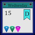 Shift Calendar by DesignaQuark icon