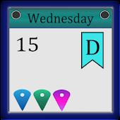 Shift Calendar by DesignaQuark