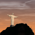 Rio Live Wallpaper - Corcovado icon
