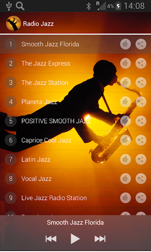 JAZZ MUSIC 100 RADIO
