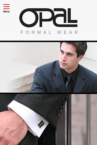 Opal Formal Wear