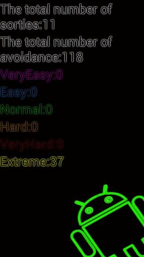 【免費動作App】免費遊戲!avoidroid-APP點子