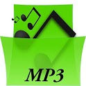 Search free MP3 music icon